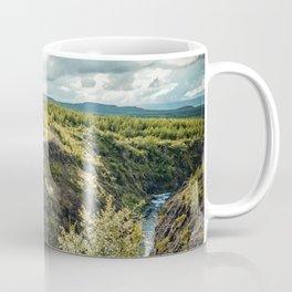 Rivers and Roads Coffee Mug