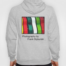 Colorful Guitars Hoody
