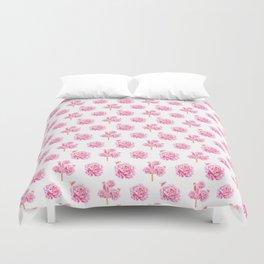 Rose Pop Pattern Duvet Cover