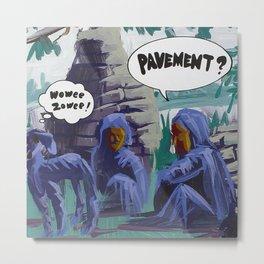 Pavement - Wowee Zowee! Metal Print
