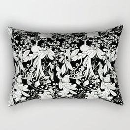Venus Flowers Rectangular Pillow