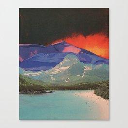 Arbol Field Canvas Print