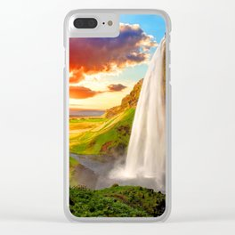 General Nature ||II|| Clear iPhone Case