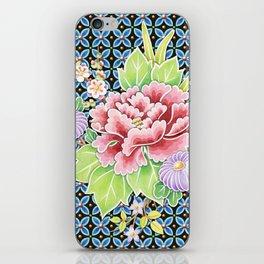 Brocade Bouquet iPhone Skin