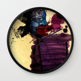 Desespero Wall Clock