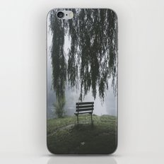 Sit and Stare iPhone & iPod Skin
