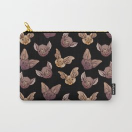 Black bat  party Carry-All Pouch