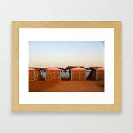 Sinai, Egypt Framed Art Print