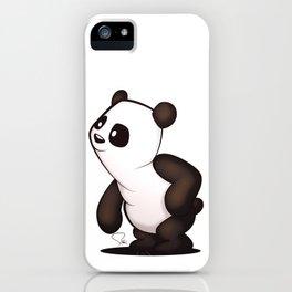 My Digital Zoo - Panda iPhone Case
