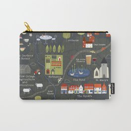 Hadlow, Kent Carry-All Pouch