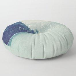 Adventure Island Floor Pillow