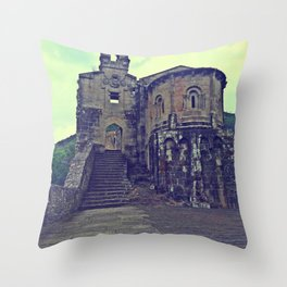 A Capela 3 Throw Pillow