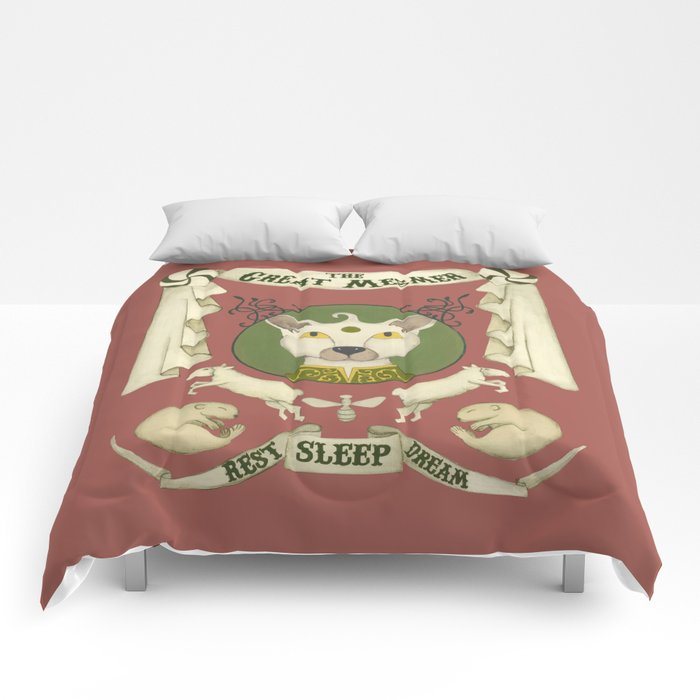 the great mesmer Comforters