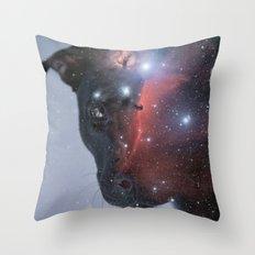 The Cosmos Throw Pillow