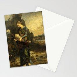 """Gustave Moreau """"Orpheus"""" Stationery Cards"""