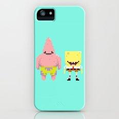 A Sponge & Starfish Slim Case iPhone (5, 5s)