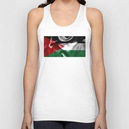 Jordan Flag Unisex Tank Top