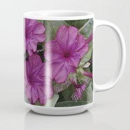 Flowers V2 VCM Coffee Mug