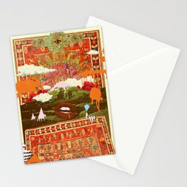 MORNING PSYCHEDELIA Stationery Cards
