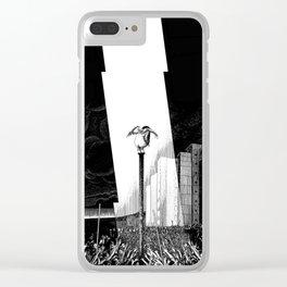asc 851 - Les ailes brisées (Unbridled mob) Clear iPhone Case