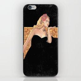 Pinup 3 iPhone Skin