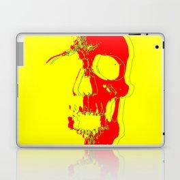 Skull - Red Laptop & iPad Skin