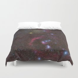 Orion Constellation Duvet Cover