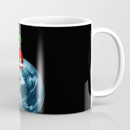 Ride to Mars selfie Coffee Mug