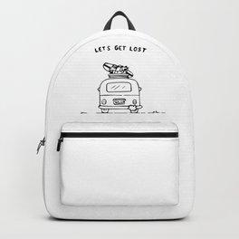 Let's get lost Backpack