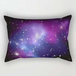 Galaxy Cluster MACS Rectangular Pillow