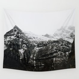 Swiss Alps - v3 Wall Tapestry