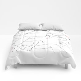 ARMS & LEGS Comforters