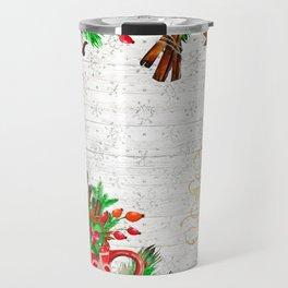 Christmas pine cones #1 Travel Mug