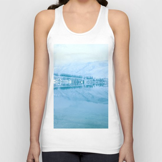 Home and Heart Unisex Tank Top