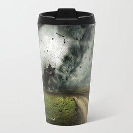 Cyclone-tornado Travel Mug