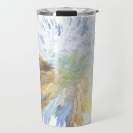 the Flower  (A7 B0163) Travel Mug