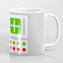 Alpha One Rocket Base Coffee Mug