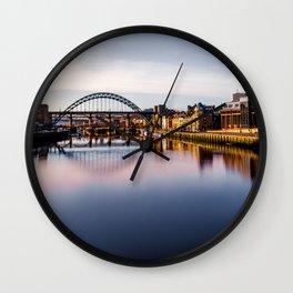 Tyne Riverside Wall Clock