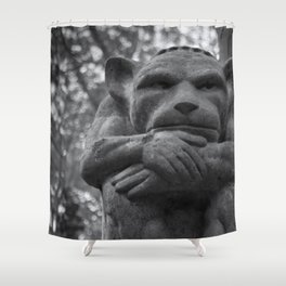 That Feeling Just Won't o Away Shower Curtain