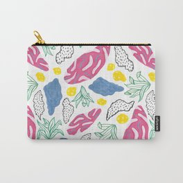 Palmas Pattern Carry-All Pouch