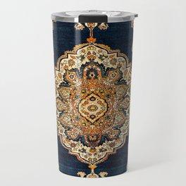 Tabriz Azerbaijan Northwest Persian Rug Print Travel Mug