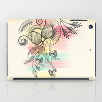 decorative iPad Cases featuring Decorative Floral by famenxt