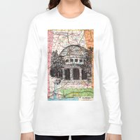 alabama Long Sleeve T-shirts featuring Alabama by Ursula Rodgers