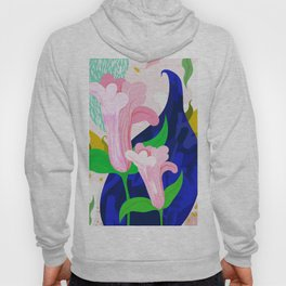Blue Leaf Hoody