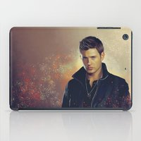 winchester iPad Cases featuring Dean Winchester - Supernatural by KanaHyde