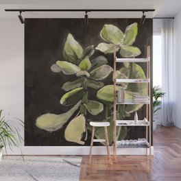 Shady Jade Wall Mural