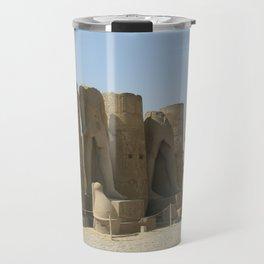 Temple of Luxor, no. 5 Travel Mug