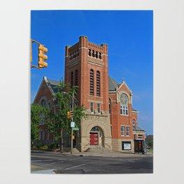 Ashland Avenue Baptist Church II Poster