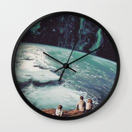 Astronomical Limits II Wall Clock