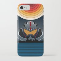 pacific rim iPhone & iPod Cases featuring Pacific Rim by milanova
